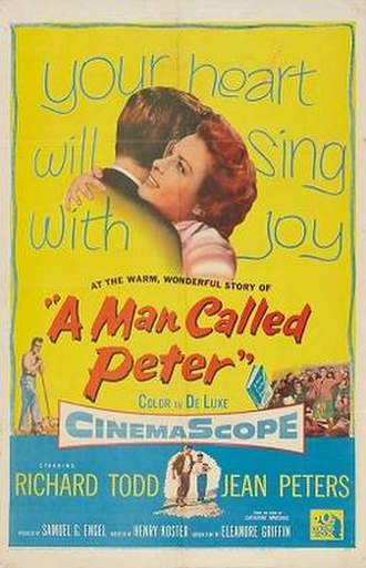 A Man Called Peter - Image: A Man Called Peter