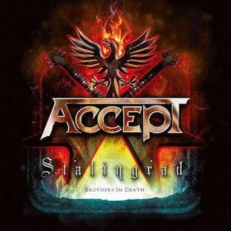 Stalingrad (Accept album) - Image: Accept stalingrad 2012
