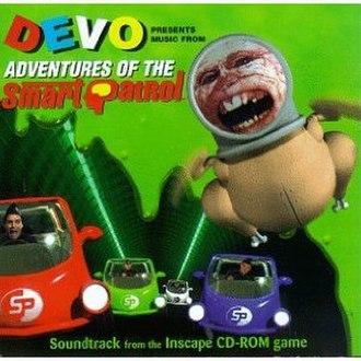 Devo Presents Adventures of the Smart Patrol (album) - Image: Adventures of the Smart Patrol