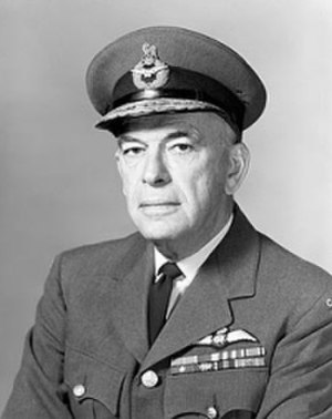 Chief of the Defence Staff (Canada) - Image: Air Chief Marshal Frank R Miller