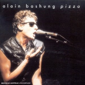 Pizza (album) - Image: Alain Bashung Pizza 2