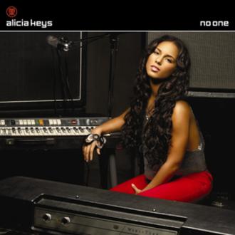 No One (Alicia Keys song) - Image: Alicia Keys No One