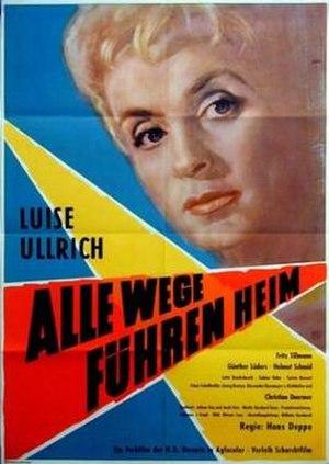All Roads Lead Home (1957 film) - Image: All Roads Lead Home (1957 film)