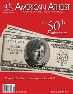 <i>American Atheist Magazine</i> magazine