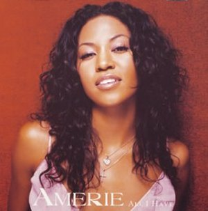All I Have (album) - Image: Amerie All I Have Japanese album cover