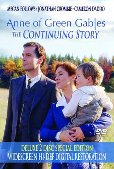 Picture of a TV show: Anne Of Green Gables: The Continuing Story