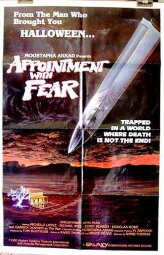 Appointment with Fear (film) - Image: Appointment with Fear