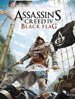 <i>Assassins Creed IV: Black Flag</i> 2013 video game