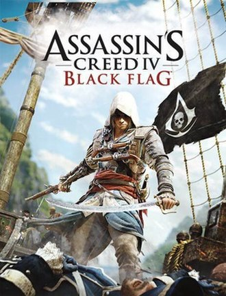 Assassin's Creed IV: Black Flag - Image: Assassin's Creed IV Black Flag cover
