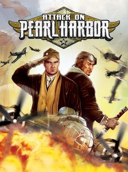 Attack on Pearl Harbor (video game) cover.jpg