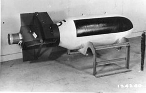 Azon - AZON, the first smart bomb developed by the United States.
