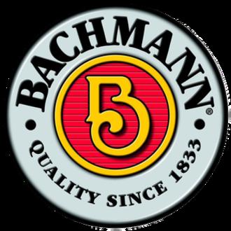Bachmann Industries - Image: Bachmann bros logo