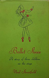 <i>Ballet Shoes</i> (novel) novel