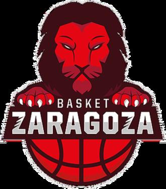 Basket Zaragoza - Image: Basket Zaragoza new logo