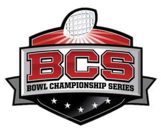Bowl Championship Series American college football playoff series