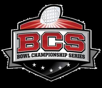 Bowl Championship Series - BCS logo (2010–2013)