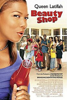 <i>Beauty Shop</i> 2005 American comedy film by Bille Woodruff