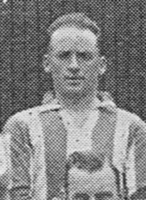 Bert Bellamy - Bellamy while with Brentford in 1926.