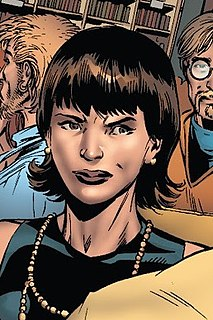 Betty Brant fictional character appearing in American comic books published by Marvel Comics
