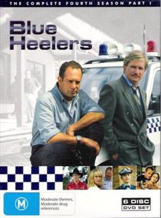 Blue Heelers (season 4) - Image: Bh dvd 4.1