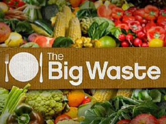 The Big Waste - Image: Big Waste intertitle