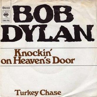 Knockin' on Heaven's Door - Image: Bob Dylan Knockin on Heavens Door