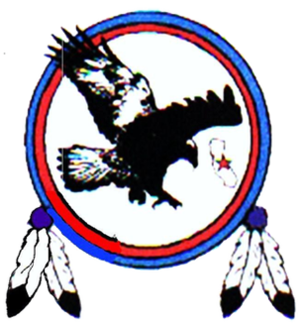 Bridgeport Paiute Indian Colony of California - Official symbol of the colony