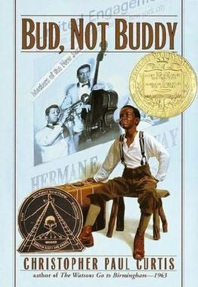 Picture of a book: Bud, Not Buddy