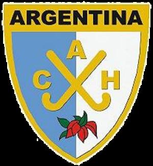 Argentine Hockey Confederation - Image: Cah logo new