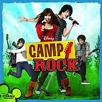 Camp Rock cover