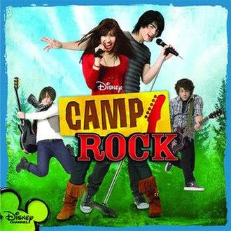 Camp Rock (soundtrack) - Image: Camp Rock Soundtrack