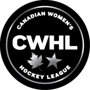 Canadian Women's Hockey League - Image: Canadian Women's Hockey League logo