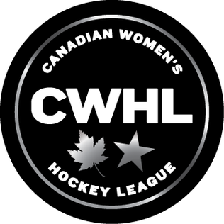 Canadian Women's Hockey League logo