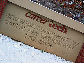 Green Country Technology Center School in Okmulgee, Oklahoma