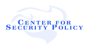 Center for Security Policy - Image: Center for Security Policy logo
