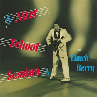 After School Session - Image: Chuck Berry After School Session