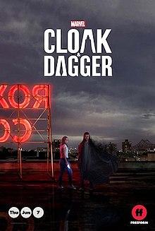 Cloak & Dagger (season 1) - Wikipedia