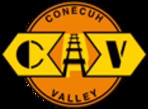 Conecuh Valley Railroad - Image: Conecuh Valley Railroad logo