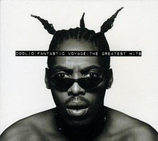 <i>Fantastic Voyage: The Greatest Hits</i> 2001 compilation album by Coolio