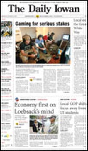 The Daily Iowan - Image: Daily Iowan