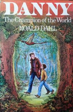 Danny, the Champion of the World - Original book cover