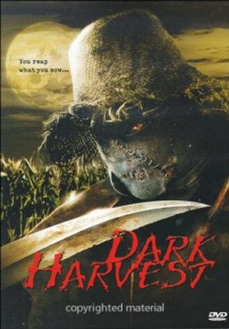 Dark Harvest (2004 film) - DVD Cover
