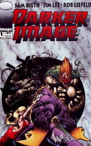 Darker Image - Image: Darker Image 01 cover