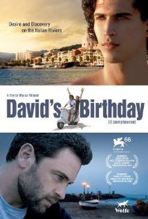 David's Birthday - DVD cover