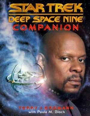 Star Trek: Deep Space Nine Companion - Image: Deep Space Nine Companion