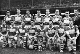 Derry GAA - The Derry starting 15 which finished lost to Dublin in the 1958 All-Ireland final