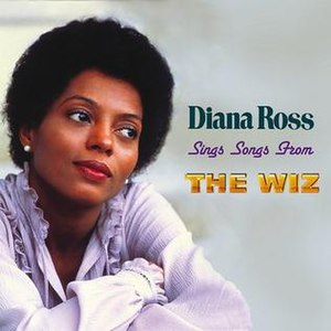 Diana Ross Sings Songs From The Wiz - Image: Diana Ross Sings Songs From The Wiz