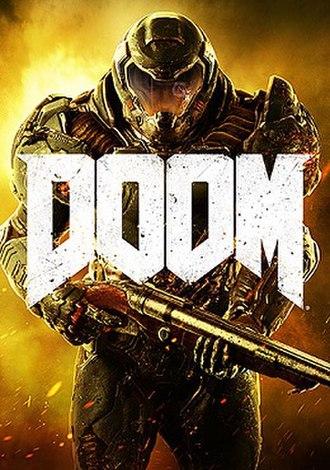 Doom (2016 video game) - Image: Doom Cover