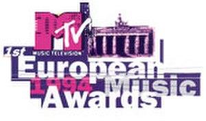 1994 MTV Europe Music Awards - Image: EMA1994LOGO