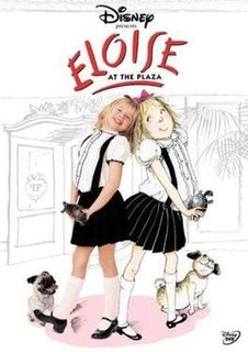 <i>Eloise at the Plaza</i> 2003 television film directed by Kevin Lima